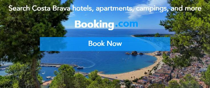 Costa Brava hotels and apartments